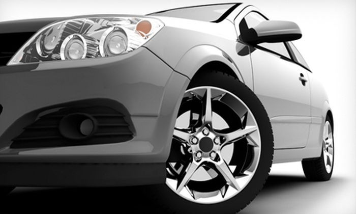 Austin Mobile Auto Detailing - Austin: Exterior Mobile Auto Detail for a Small or Large Vehicle from Austin Mobile Auto Detailing (Up to 77% Off)