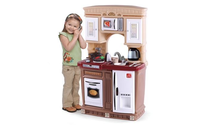 step2 fresh accents play kitchen | groupon