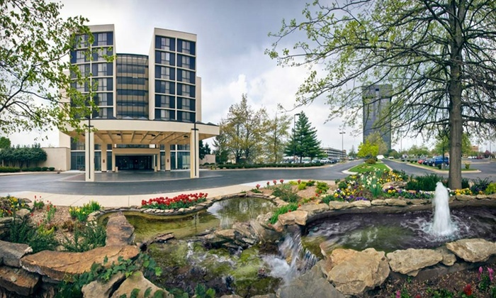 University Plaza Hotel & Convention Center - Springfield, Missouri: One- or Two-Night Stay at University Plaza Hotel & Convention Center in Springfield, MO