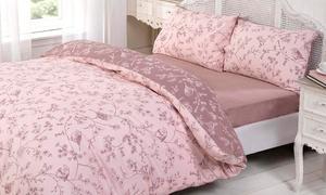 4-Piece Parisienne Chic Bed Sets