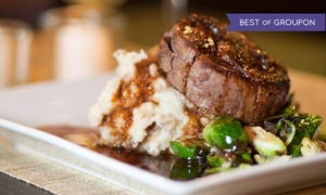 Bad Apples Bistro: Refined American Cuisine for Lunch or Dinner at Bad Apples Bistro (47% Off)
