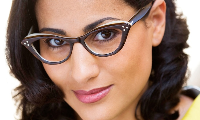 The Eyewear Gallery - Reston Town Center: $49 for an Exam, Retinal Imaging, and $150 Toward Eyeglasses at The Eyewear Gallery ($360 Total Value)