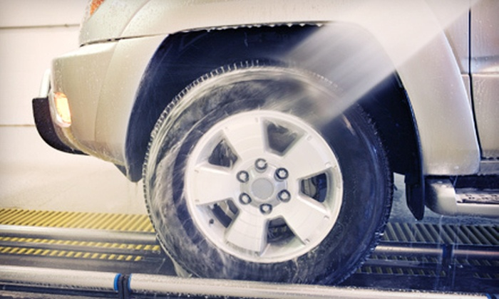 Clear Water Car Wash, LLC - Multiple Locations: One, Two, or Three Supreme Automatic Car Washes at Clear Water Car Wash, LLC (Up to 56% Off)