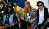 Appetite for Destruction –Up to 53% Off Guns N' Roses Tribute