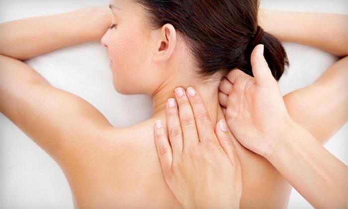 Zuvuya Healing - Burton Street: One 60- or 90-Minute Massage at Zuvuya Healing (Up to 55% Off)