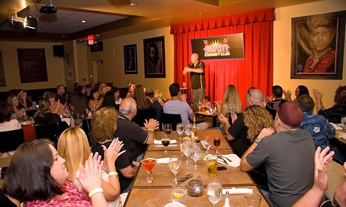 Surf City Comedy Club - Surf City Comedy Club: Standup Comedy at Surf City Comedy Club (Up to 53% Off)