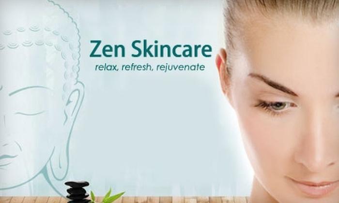 Zen Skincare - Rosemead: $65 for LED-Light-Therapy Facial at Zen Skincare ($140 Value)
