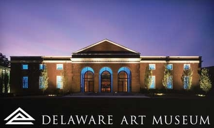 Delaware Art Museum - Highlands: $12 for Two Adult Admission Tickets to the Delaware Art Museum ($24 Value)