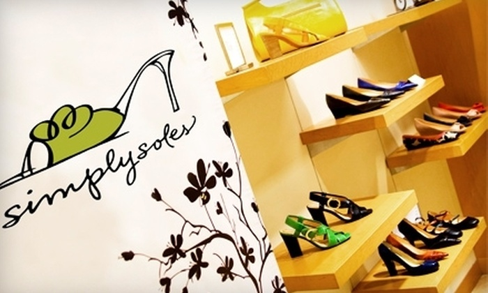 SimplySoles - Fort Washington: $25 for $50 Worth of Shoes, Bags, and Accessories from SimplySoles