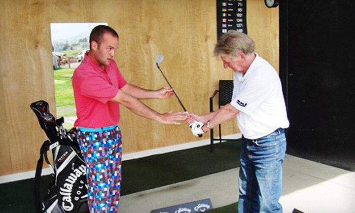 World Beat Family Golf - Rutland: $30 for a 30-Minute Swing Evaluation and a Kahuna-Sized Bucket of Range Balls at World Beat Family Golf ($69 Value)