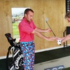 57% Off Golf-Swing Evaluation and Range Practice