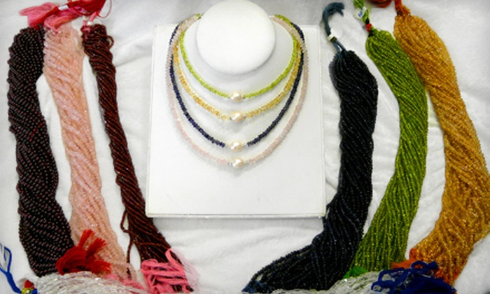 Beads & Beyond - Eustis: Jewelry-Making Class at Beads & Beyond in Eustis. Three Options Available.