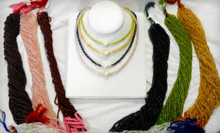 Basic Beading Class (a $50 value) - Beads & Beyond in Eustis