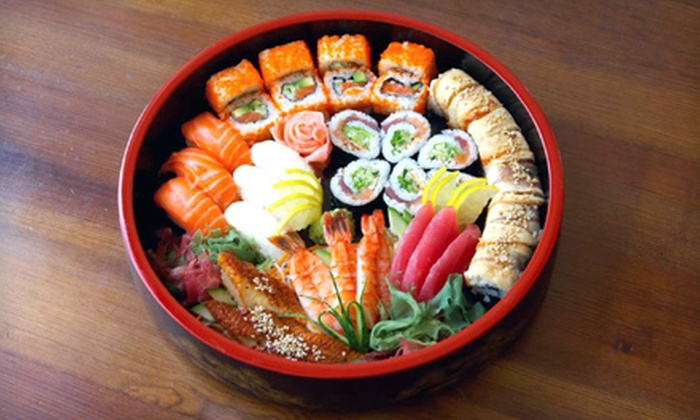 Sawatdee & Zushiya - Brooklyn Park - Maple Grove: Sushi and Thai Cuisine for Lunch, Dinner, or Catering at Sawatdee and Zushiya in Maple Grove (Half Off)