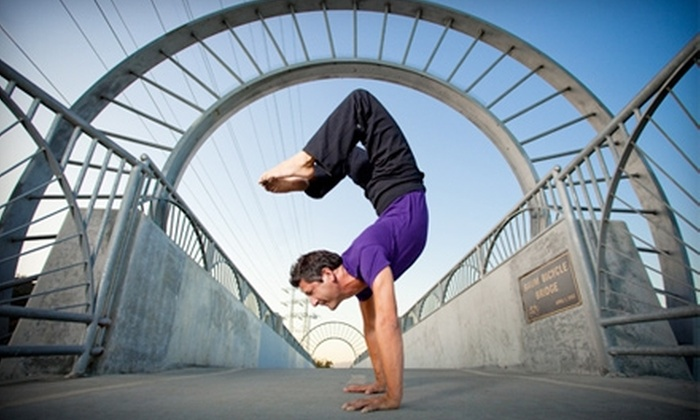 Yoga at the Raven - Silver Lake: $37 for Five Yoga Classes at Yoga at the Raven (Up to $75 Value)