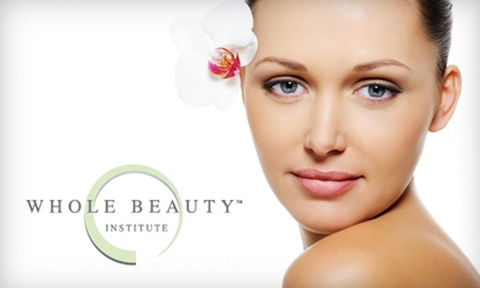 Whole Beauty Institute  - Multiple Locations: $100 for Iriderm Laser Treatment ($200 Value) or $75 for Silk Peel Microdermabrasion ($150 Value) at Whole Beauty Institute