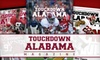 "Touchdown Alabama: $20 for a Seven-Issue Gold Membership to ""Touchdown Alabama Magazine"" ($49.95 Value)"