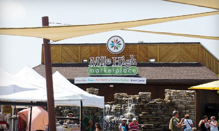 Mile High Marketplace - Henderson: $34 for Annual Buyers' Pass to Mile High Marketplace  in Henderson ($69 Value)