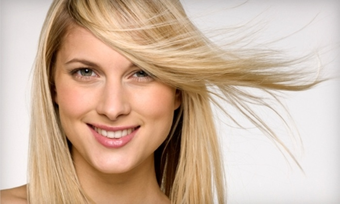 Boutique Du Jour Salon and Spa - Bay Area: $35 for Diamond Microdermabrasion and a Collagen Facial at Boutique Du Jour Salon and Spa (Up to $170 Value)