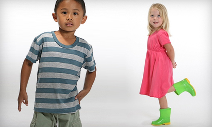 Cotton Caboodle - Lower Queen Anne: $10 for $20 Worth of Clothing for Kids and Women at Cotton Caboodle