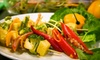 73% Off Raw Cooking Class for Two