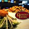$9 for American Fare at Damon's Tavern