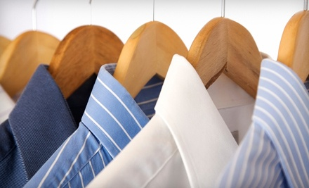 $25 Worth of Mobile Dry-Cleaning Services - Pressed4Time  in