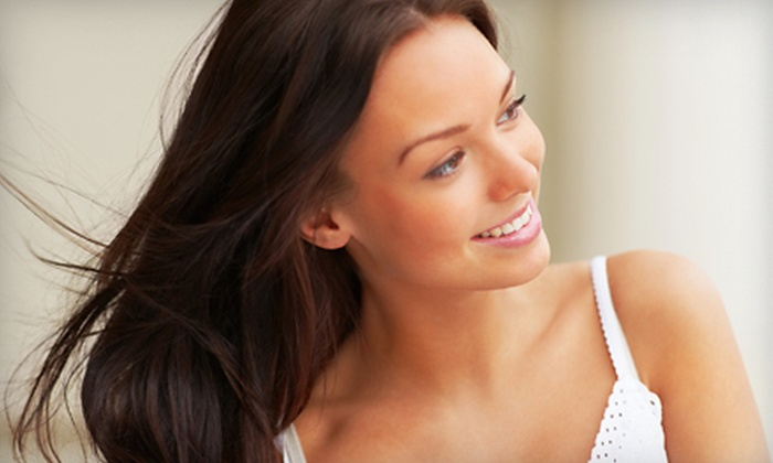 Cobella Salon - Garrison: Haircare Services at Cobella Salon in Owings Mills (Up to 70% Off). Three Options Available.