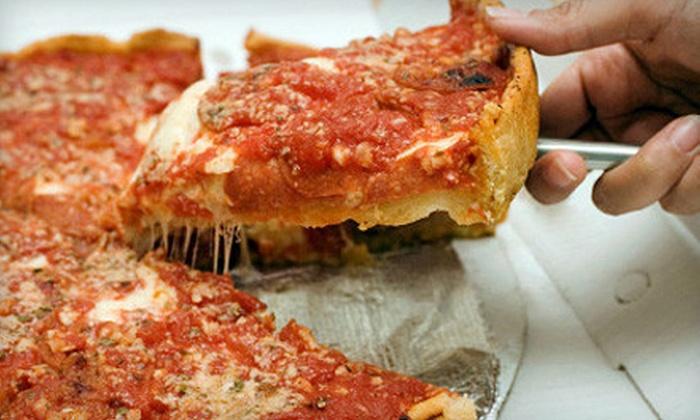Bella Notte Pizza Pasta & More - Strip District: $20 for $40 Worth of Italian Fare at Bella Notte Pizza Pasta & More