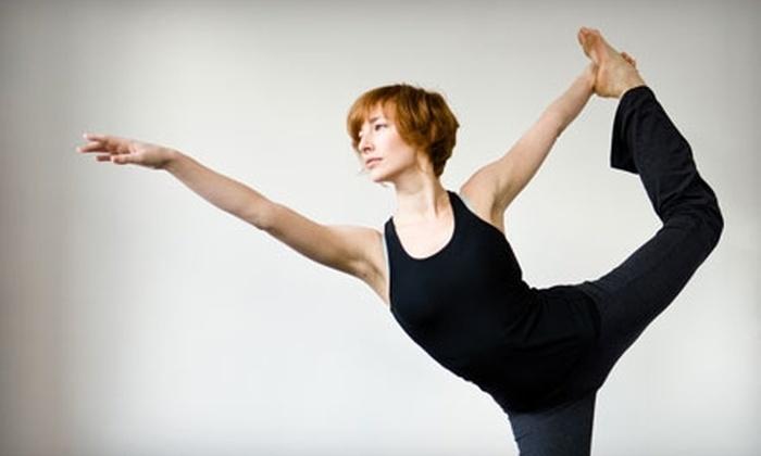 Bikram Yoga @ the Palisades - Palisades Park: $44 for Four Yoga Classes at Bikram Yoga @ the Palisades ($88 Value)