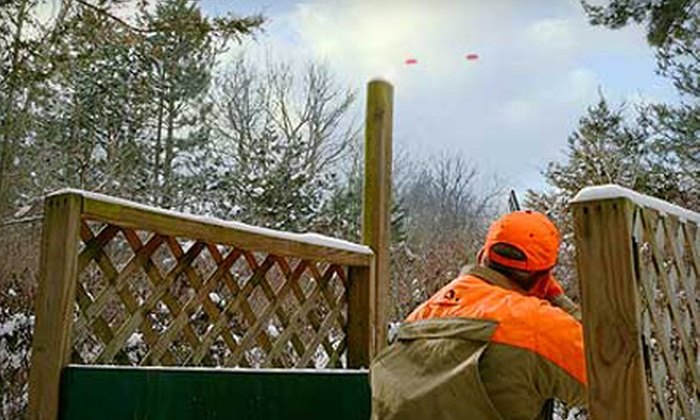 Richmond Hunting Club - Richmond: 50- or 100-Round Skeet-Shooting Packages for Two or Four at Richmond Hunting Club