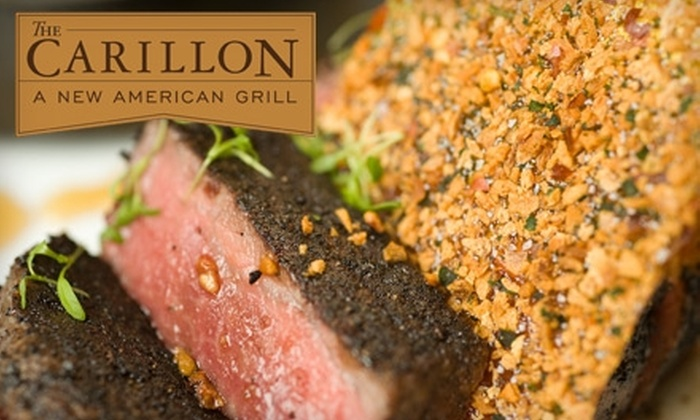 The Carillon - University of Texas - Austin: $60 for a Six-Course Tasting Menu for Two at The Carillon (a $120 Value)
