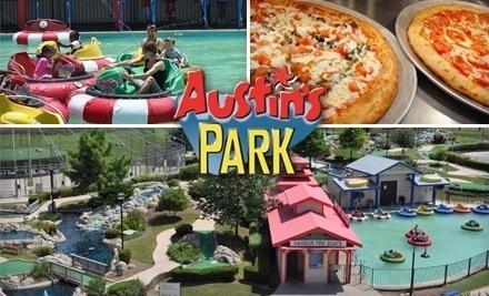 Austin's Park - Austin's Park in Pflugerville