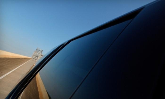 Vegas Auto Customs - Paradise: Three-Window or Five-Window Tinting at Vegas Auto Customs