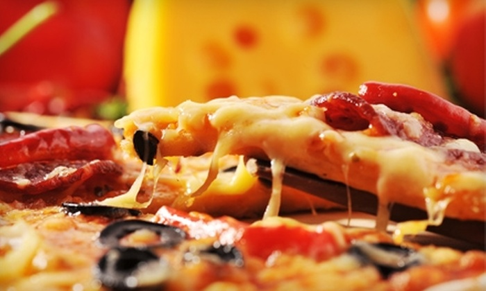 Good Times Pizza - Suamico: $10 for $20 Worth of Pizza, Drinks and More at Good Times Pizza in Suamico