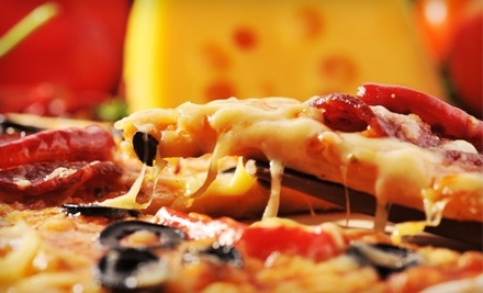 $20 Groupon to Good Times Pizza - Good Times Pizza in Suamico