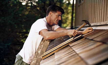 $149 for a Roof-Maintenance Package with an Inspection and Minor Repairs from Inception Home Remodeling ($385 Value)