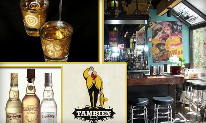 Tambien - Cherry Creek: $40 Four-Course Dinner with Tequila Pairings at Tambien