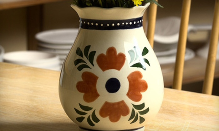 Earth Arts of Long Beach - Long Beach: $15 for $30 Worth of Paint-Your-Own Pottery at Earth Arts of Long Beach