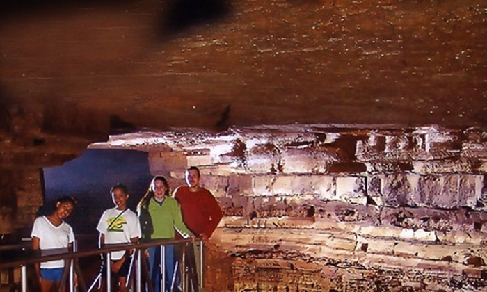 American Cave Museum & Hidden River Cave - Horse Cave: $7 for Cave and Museum Tour from American Cave Museum & Hidden River Cave ($15 Value)