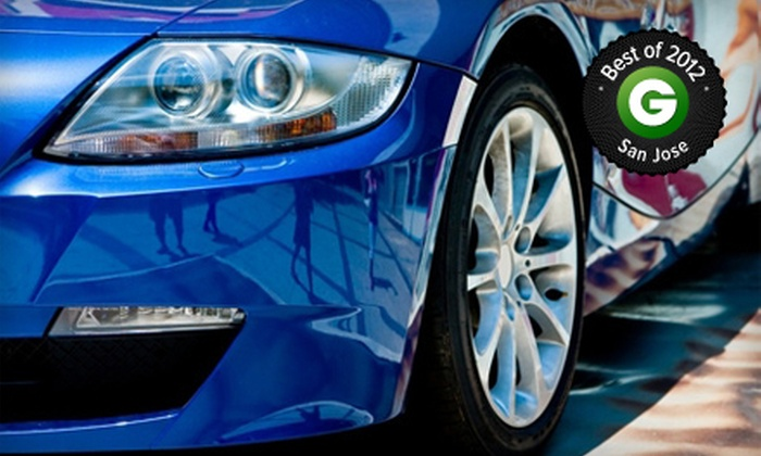 SCR Automotive - Hayward: $49 for a Silver Package Interior-Exterior Detail for a Car or SUV at SCR Automotive ($185 Value)
