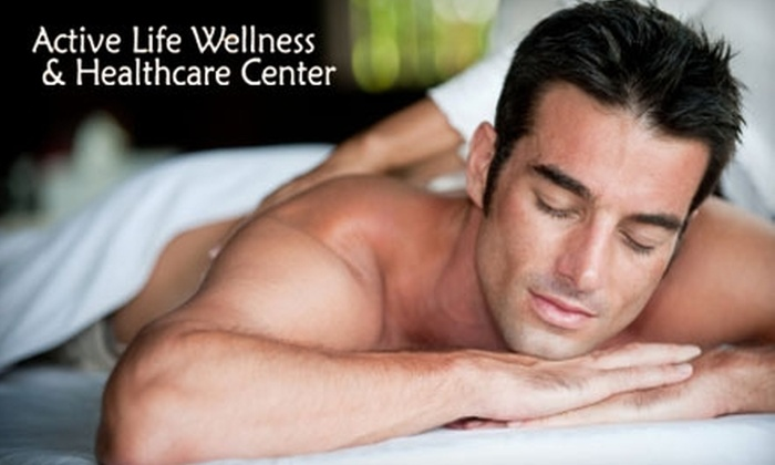 Active Life Wellness and Health Care Center - Zilker: $80 for a Postural Analysis, a Stress Analysis, and a Massage at Active Life Wellness & Healthcare Center
