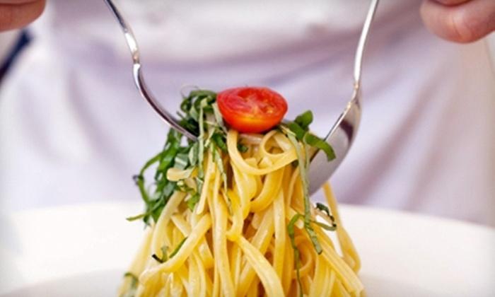 Quattro - Downtown: $20 for $40 Worth of Upscale Italian Cuisine at Quattro