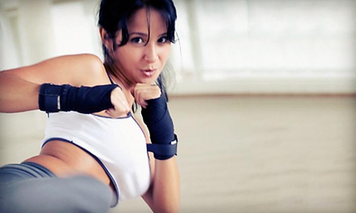 Newbury Park Martial Arts Center - Yoga @ NPMAC: 10 or 20 Ninja Martial Arts Classes and Uniform at Newbury Park Martial Arts Center (Up to 88% Off)