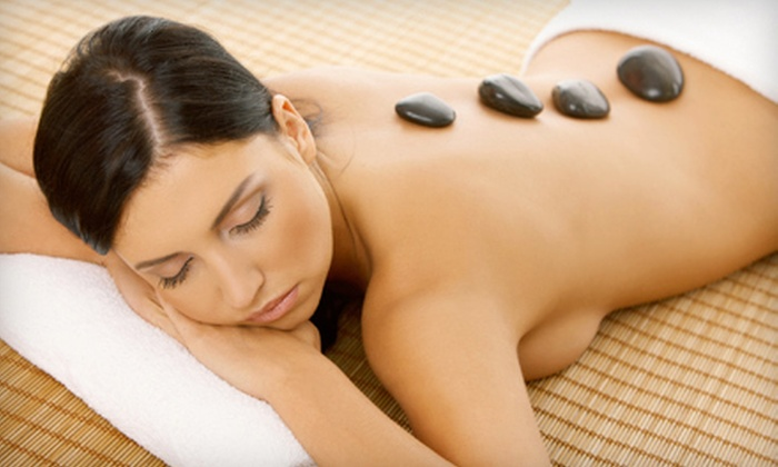 In Spa - New Dorp: 60-Minute Hot-Stone Massage, Deep-Tissue Massage, or Both at In Spa (Up to 66% Off)