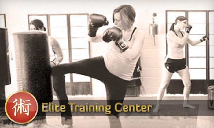 Elite Training Center - E. E. Smith: $35 for One-Month Fitness Membership at Elite Training Center ($80 Value)