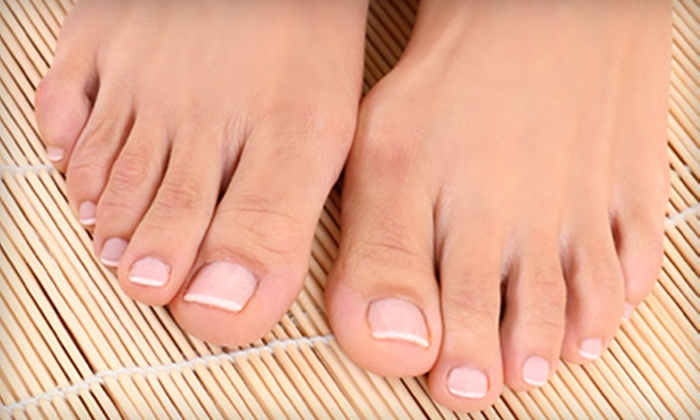 Essence Spa and Boutique - Longmont: Spa Pedicure or Spa Mani-Pedi at Essence Spa and Boutique in Longmont (Up to 54% Off)