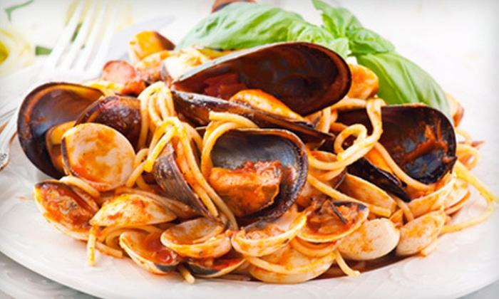 Sam's Ristorante - Multiple Locations: $10 for $20 Worth of Italian Cuisine at Sam's Ristorante