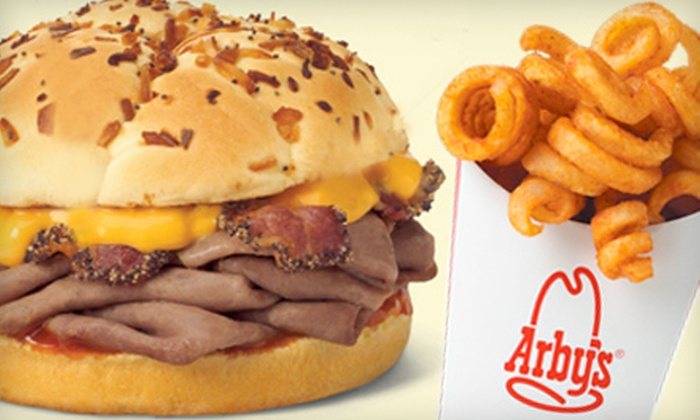 Arby's - Northeast Regina: $5 for $10 Worth of Sandwiches and Casual Fare at Arby's