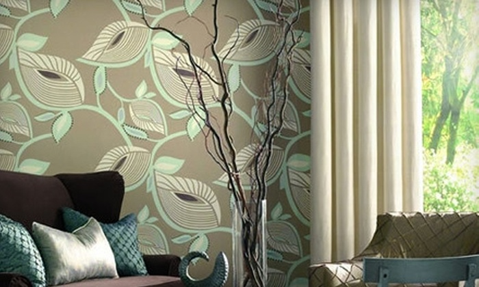The Wallpaper Co. - Central Scottsdale: $35 for $100 Worth of Wallpaper and Home Decorative Goods at The Wallpaper Co. in Scottsdale